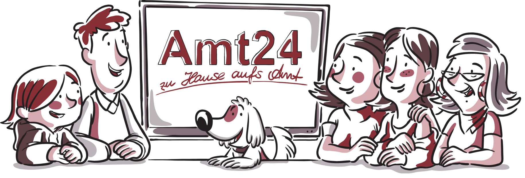 Amt24 - zu Hause aufs Amt